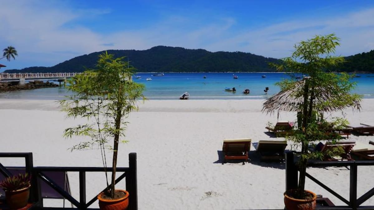 Relaxing Pulau Perhentian  With Tripfez