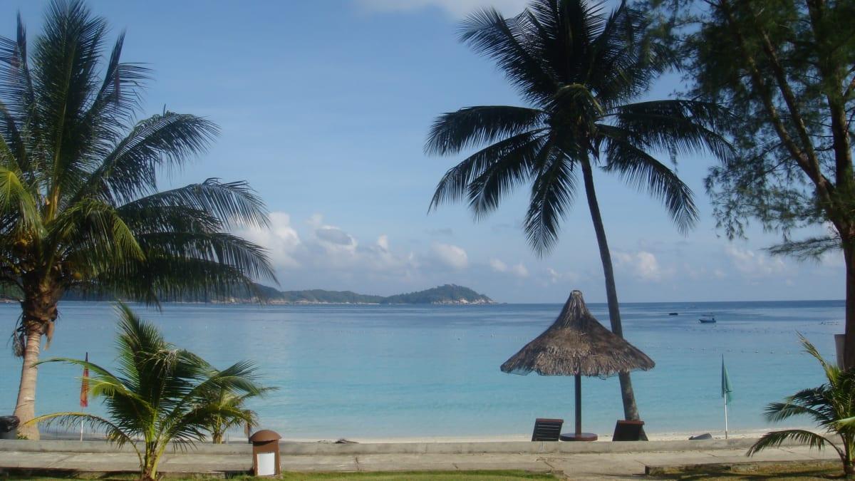 Honeymoon @ Arwana Resort Perhentian With Tripfez