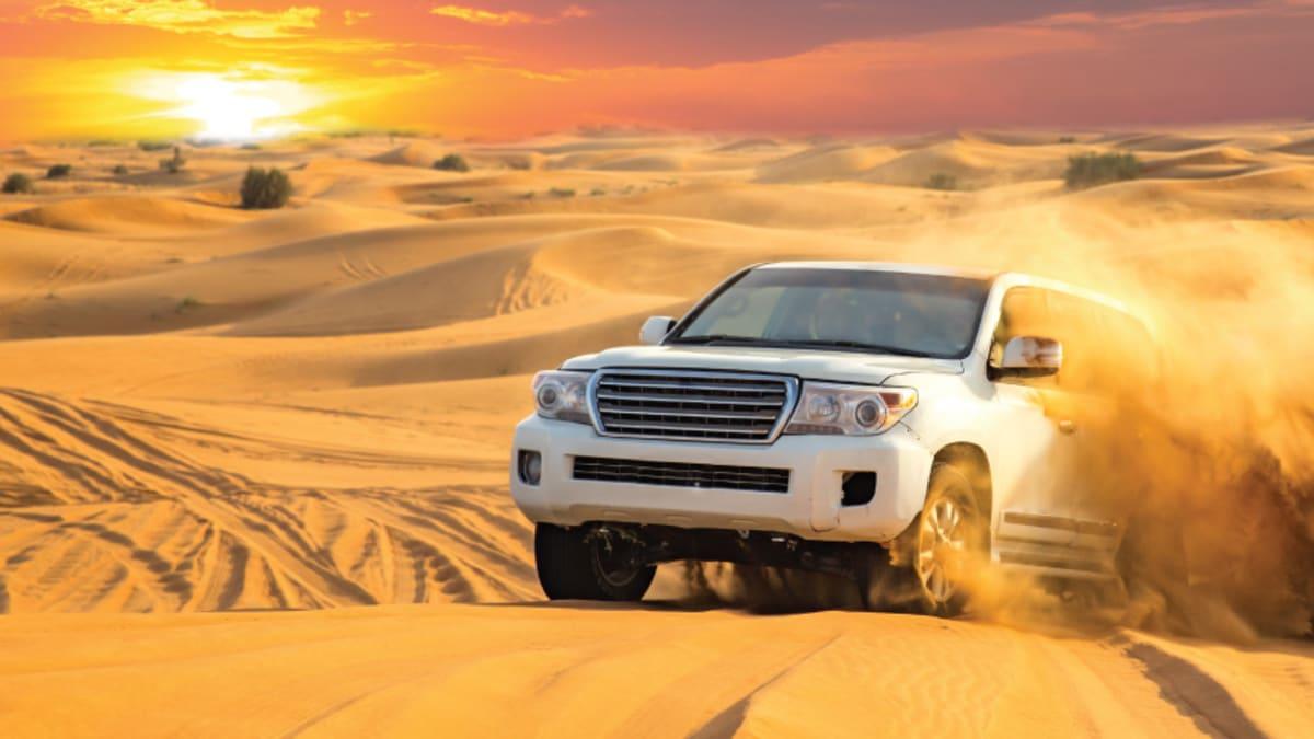 Dubai Bersama Tripfez