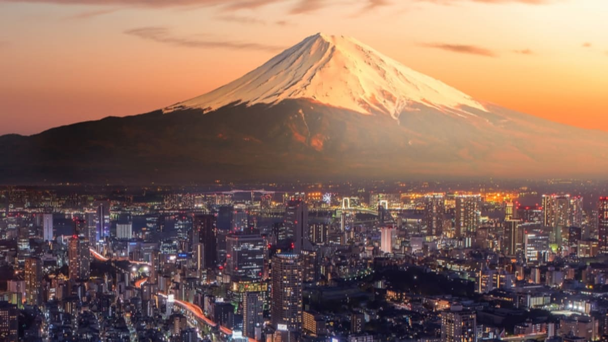 Tokyo and Mount Fuji Tour With Tripfez