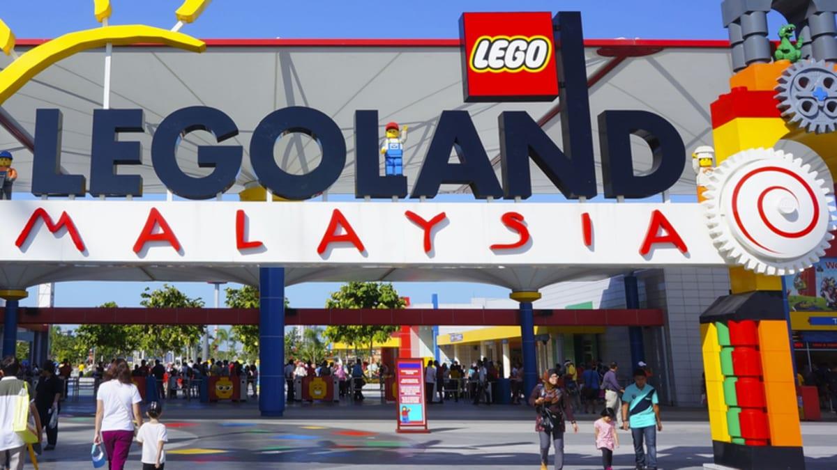 Legoland (Pakej Kombo 1 Hari) Bersama Tripfez