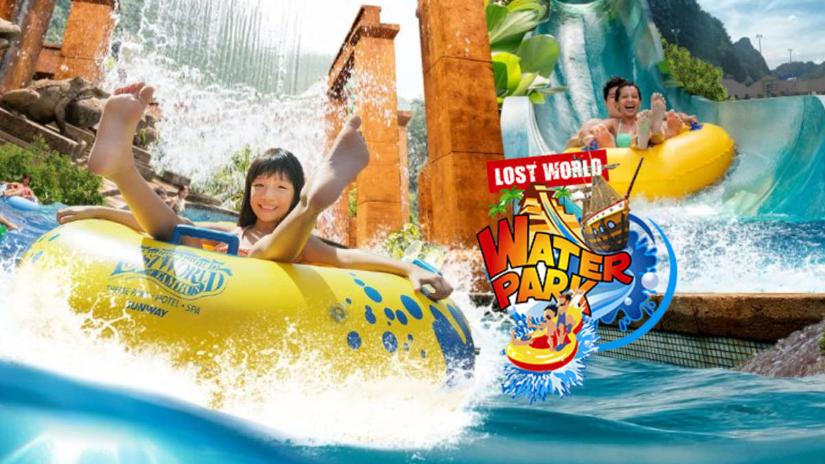 Funtastic Lost World of Tambun With Tripfez