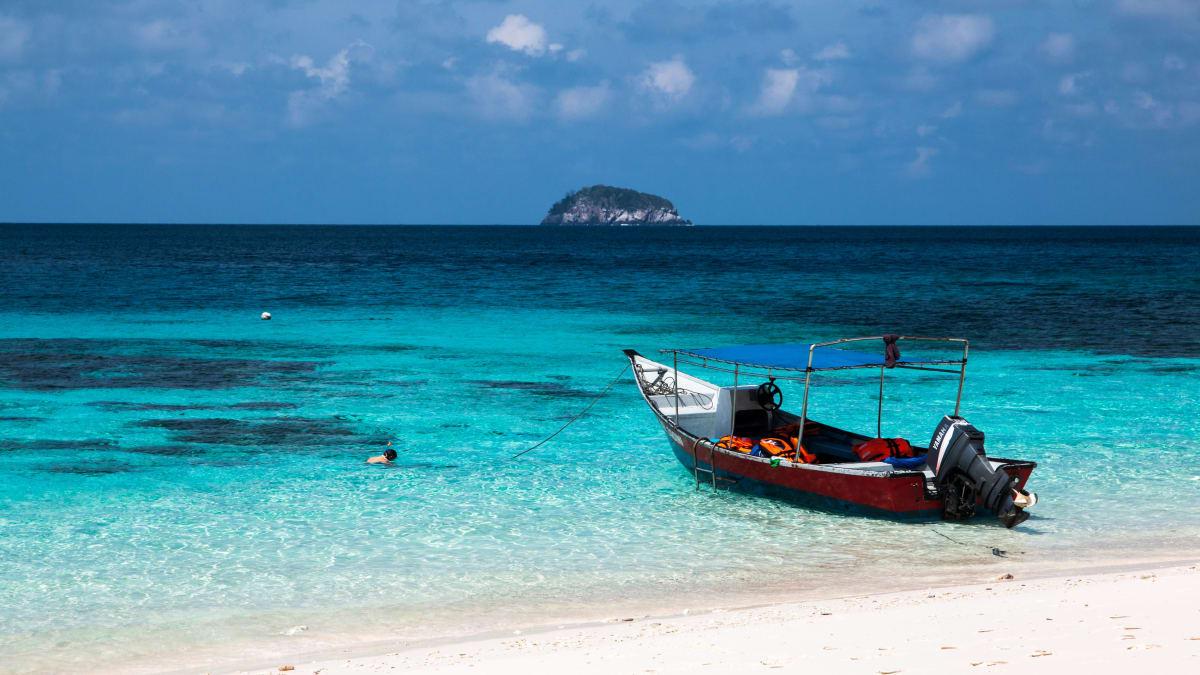 Pakej Bulan Madu Sun Beach Resort Pulau Tioman Bersama Tripfez