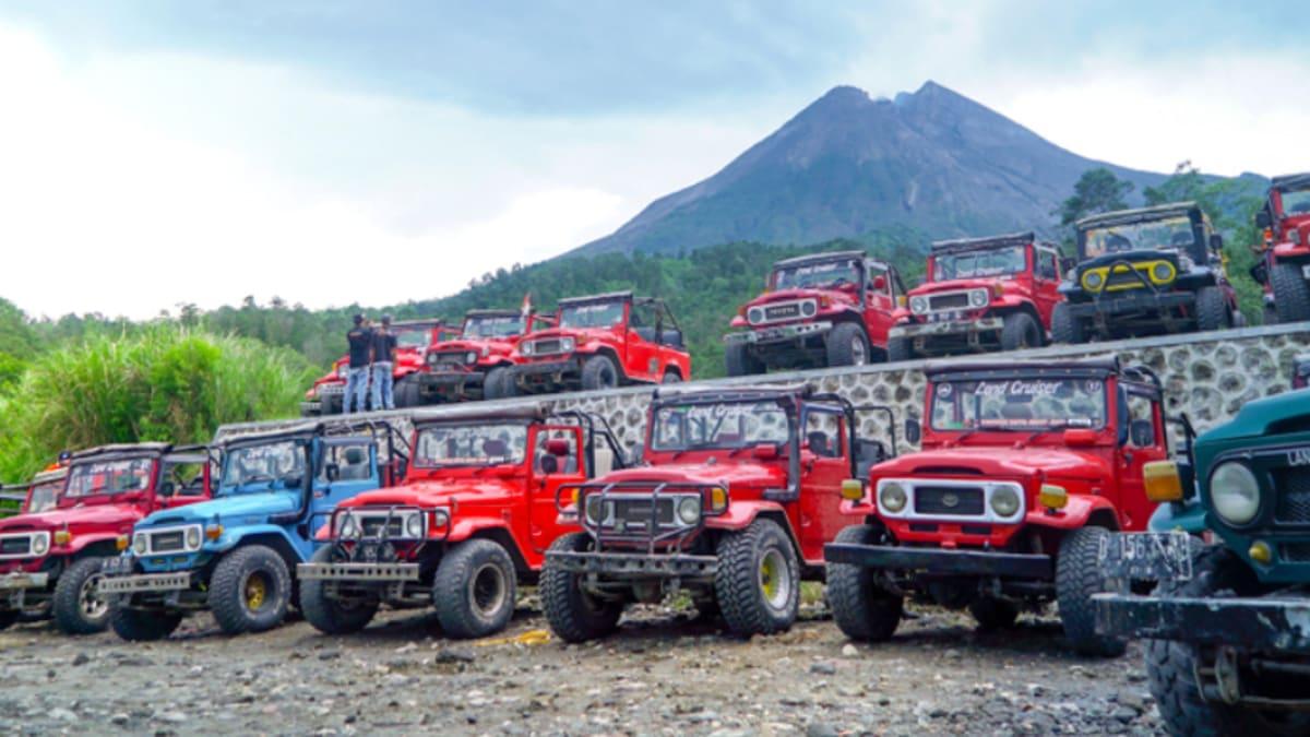 Yogyakarta Bersama Tripfez