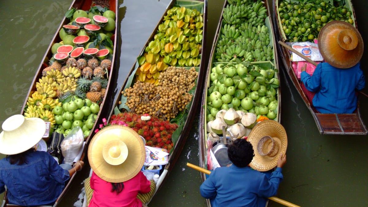 Bangkok x Pattaya Bersama Tripfez