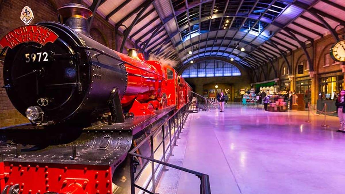 London x Harry Potter (Musim Sejuk) Bersama Tripfez