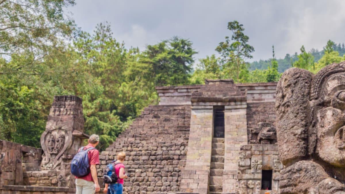 Percutian Romantis Yogyakarta Bersama Tripfez