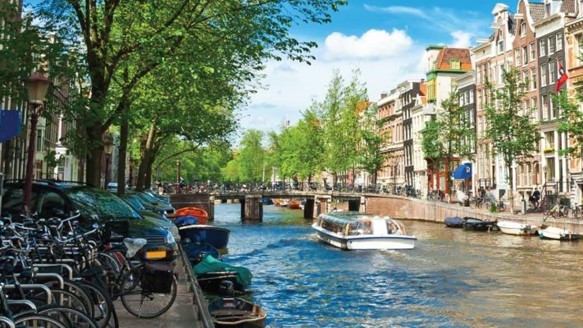 Lawatan ke Amsterdam Bersama Tripfez