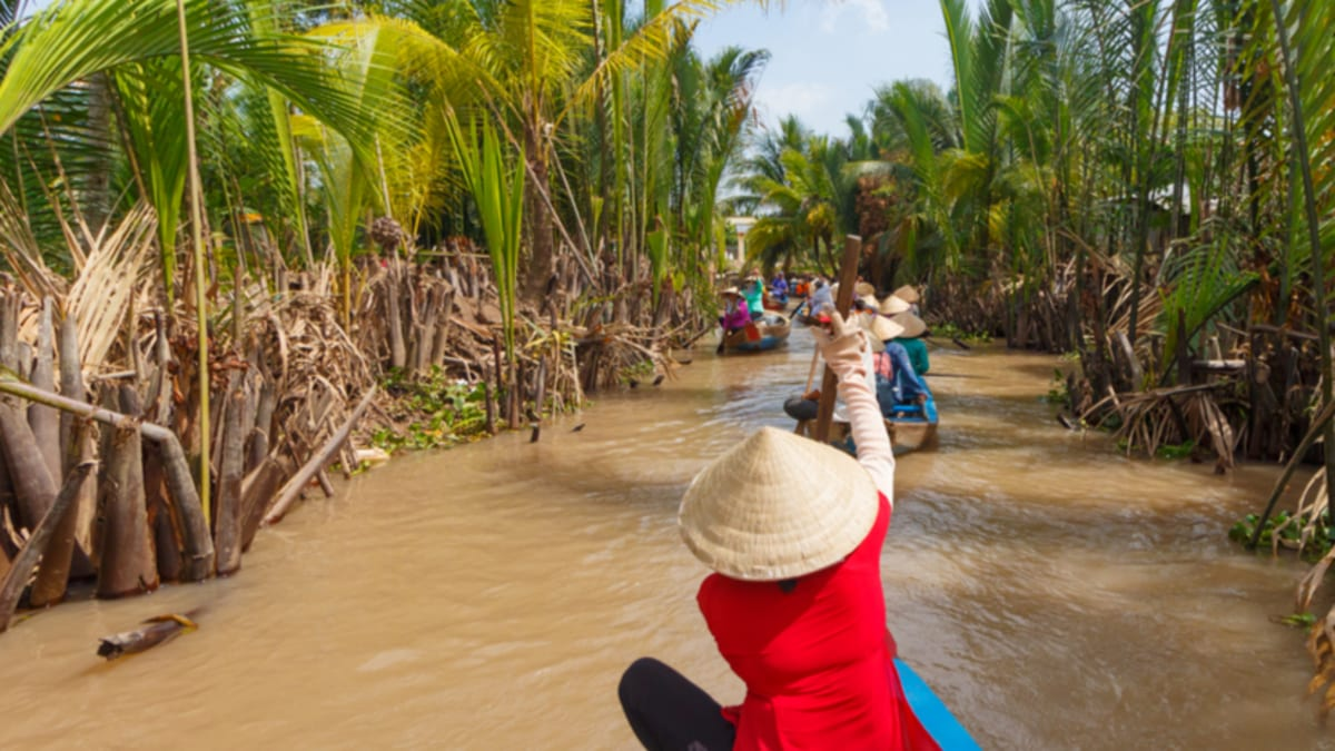 Ho Chi Minh Bersama Tripfez