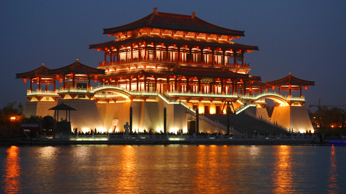 Xi'an Bersama Tripfez