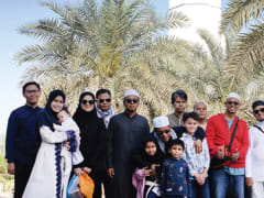 Tripfez TravelBudget Umrah: Madinah → Makkah  package