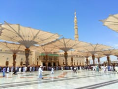 Tripfez TravelUmrah September (Premium): Madinah → Makkah  package