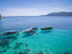 Tripfez TravelSnorkelling @ Redang Reef Resort package