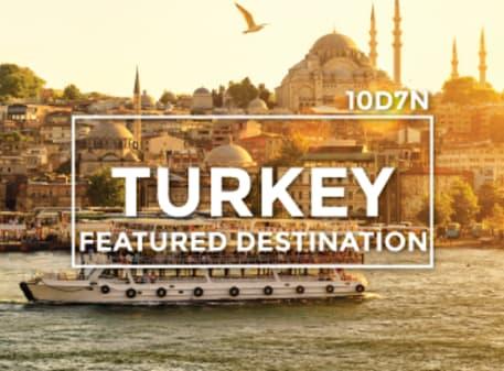 Turkey Featured Destination