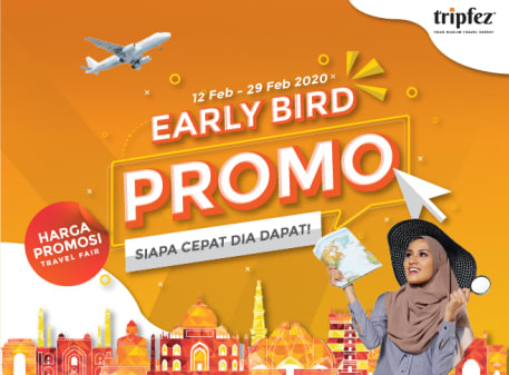 Early Bird Promo