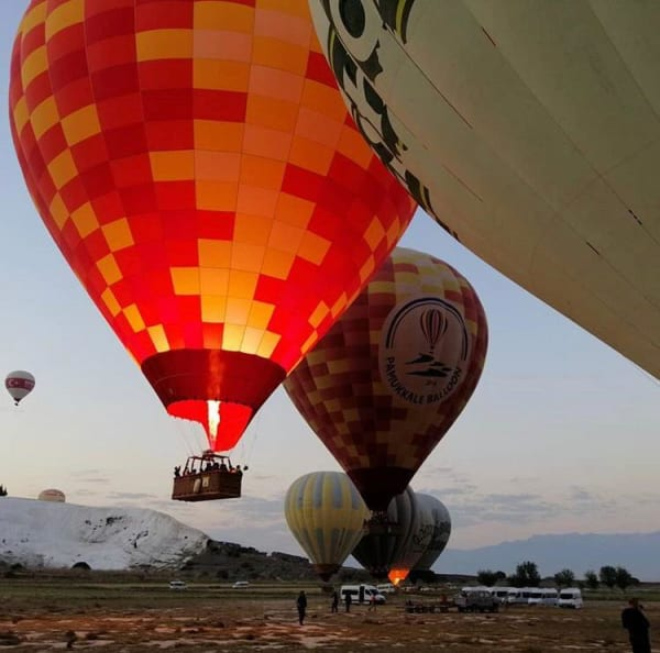 Turki 2020 (Musim Luruh) Hari 5