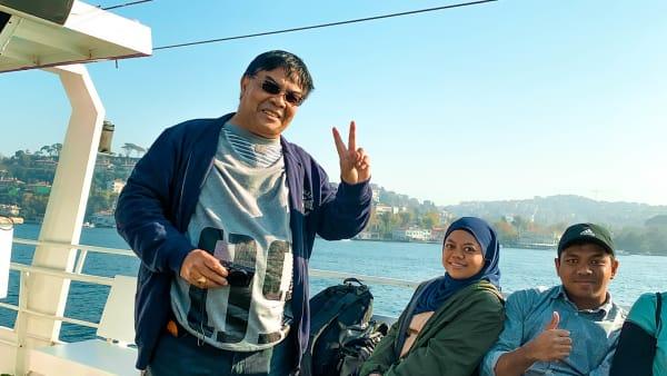Turki 2020 (Musim Luruh) Hari 7
