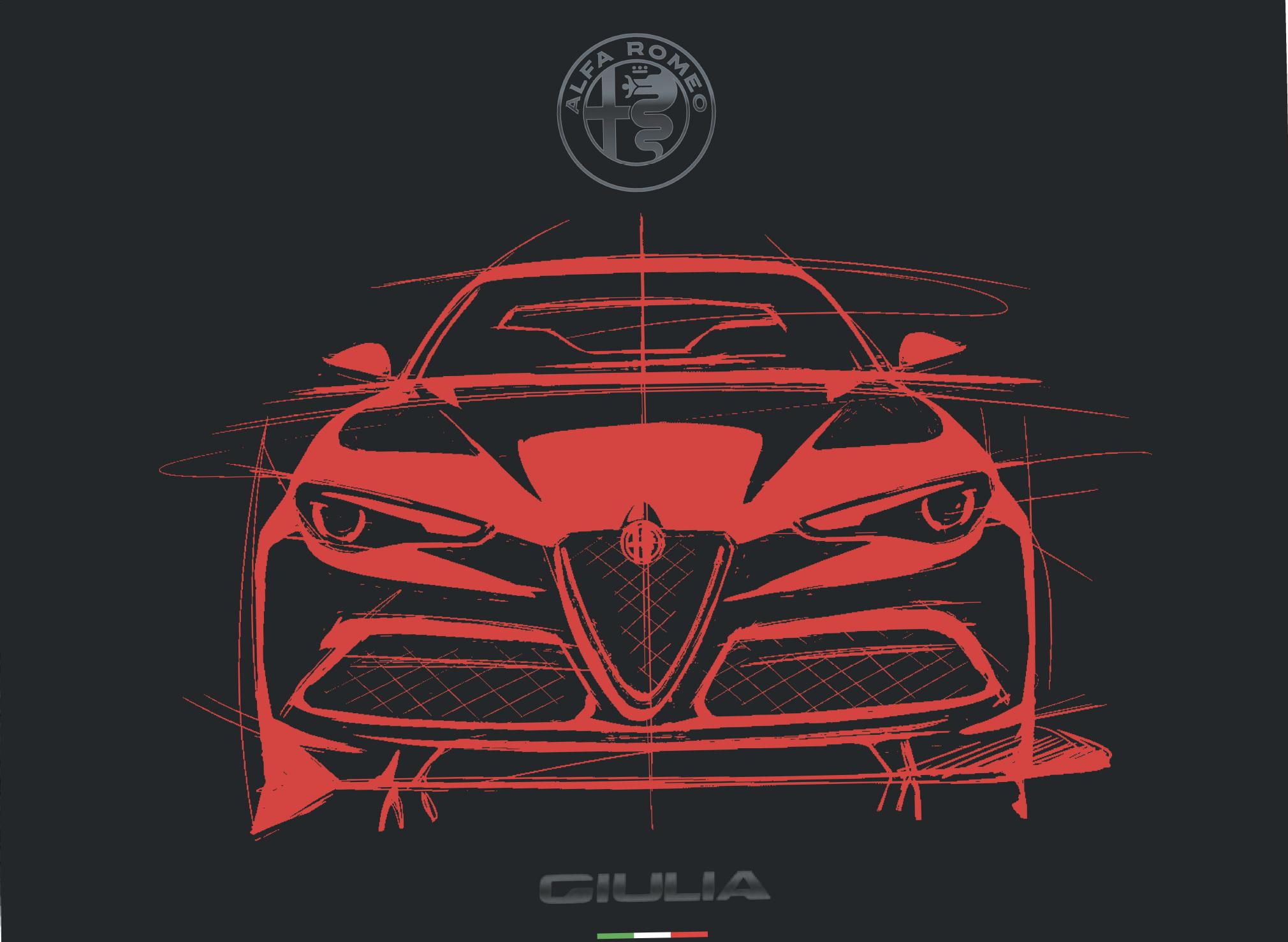 Alfa Romeo Giulia brochure