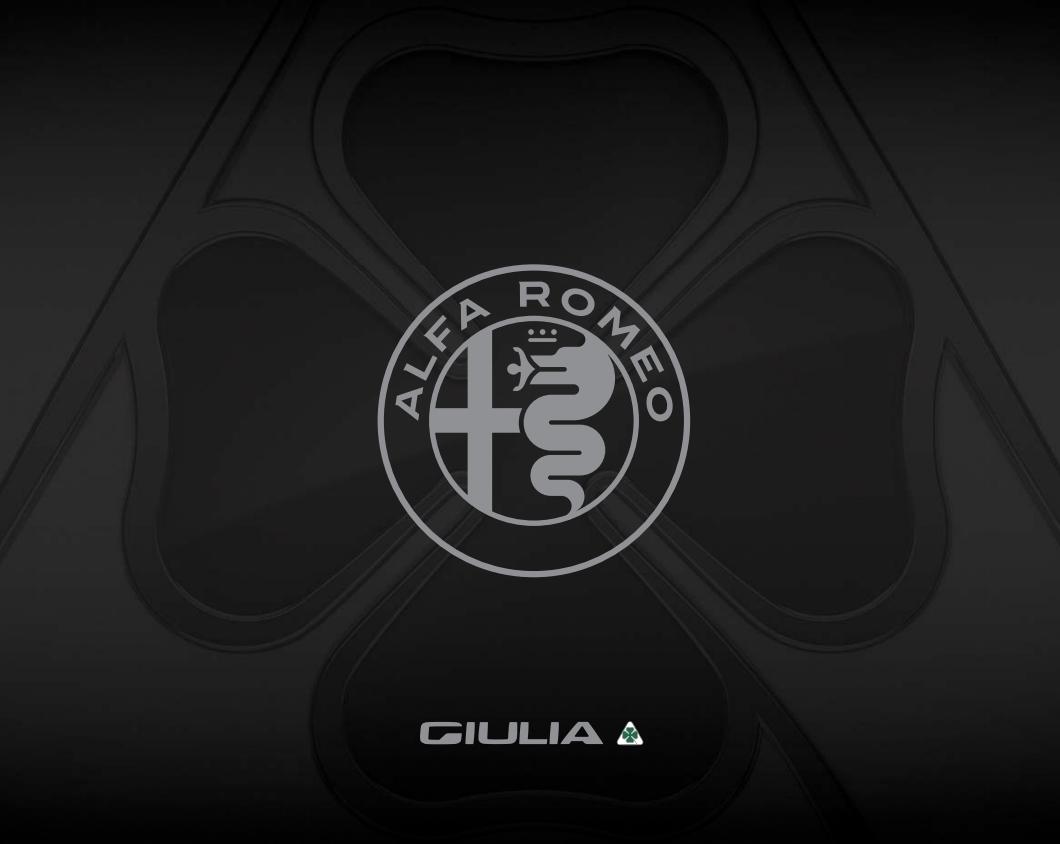 Alfa Romeo Giulia QV brochure