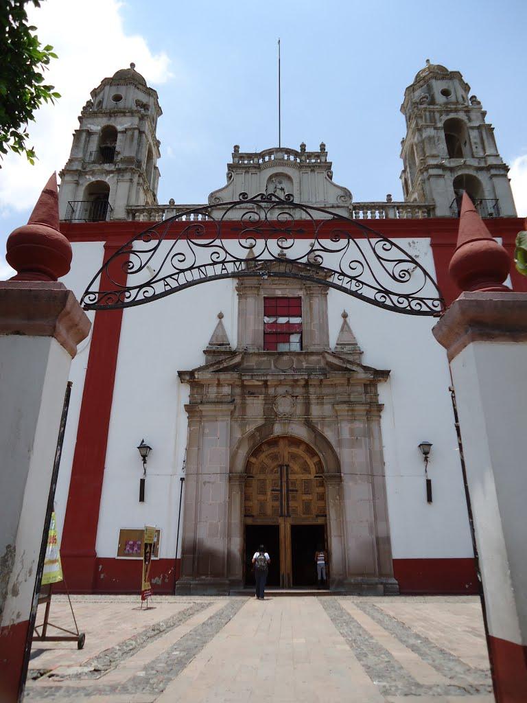 Iglesia y Ex-Convento de Santo Domingo de Guzmán.