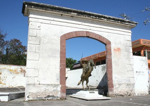 Ex Hacienda de San Juan Chinameca