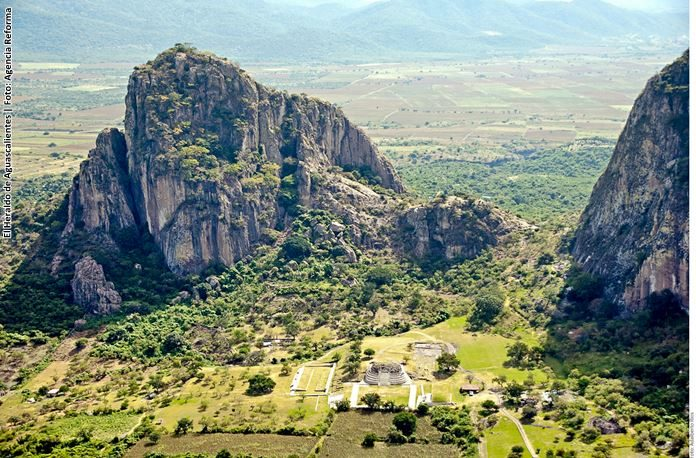 Zona Arqueológica Chalcatzingo