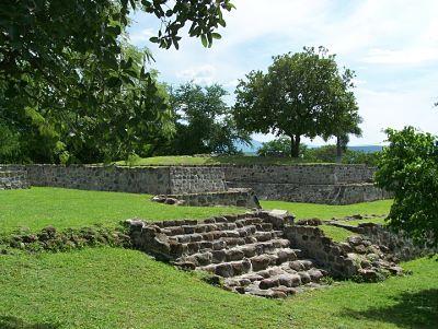 Zona Arqueológica de Coatetelco