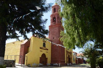 Costumbres de Santa María Ahuacatitlán
