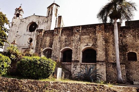 Poblado de  Oaxtepec