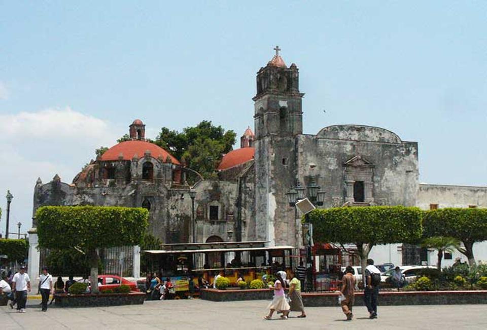 Monumentos históricos de Cuautla