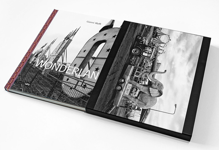 WONDERLAND - GIANNI MAFFI'S NEW BOOK