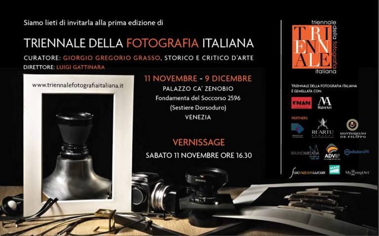 MERCANZIN ALLA TRIENNALE DELLA FOTOGRAFIA ITALIANA