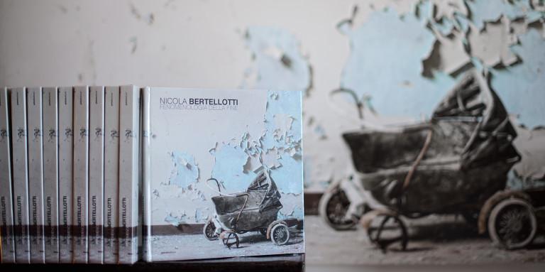 Nicola Bertellotti - The book