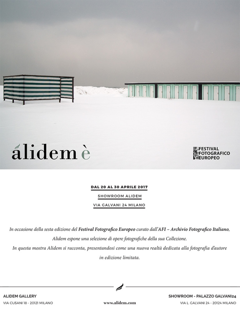 ALIDEM E'... ON EXHIBIT
