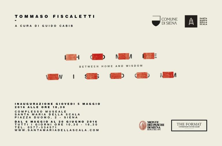 Tommaso Fiscaletti in mostra a Siena