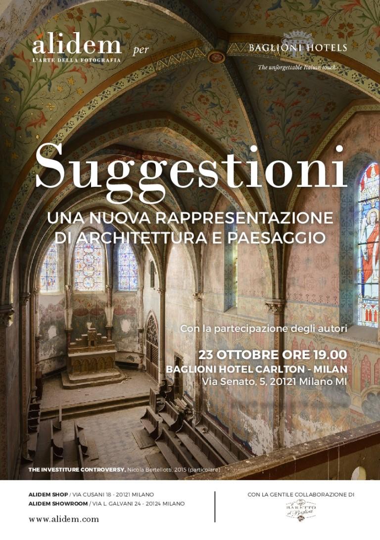 SUGGESTIONI - ALIDEM FOR BAGLIONI HOTELS