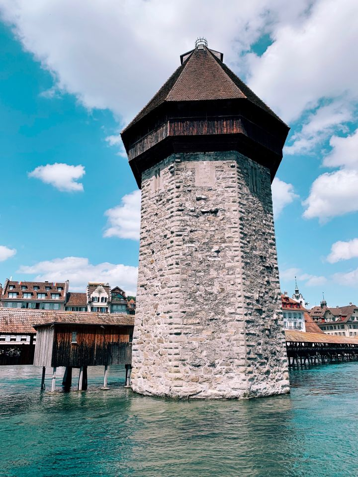 Kapellbrücke's tower