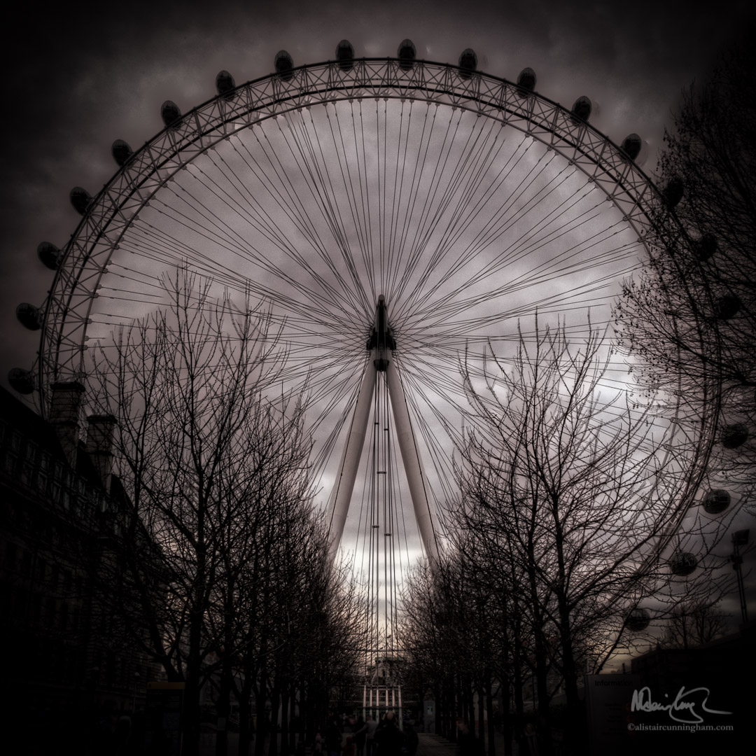 An eye for the London eye, part 1 of 5