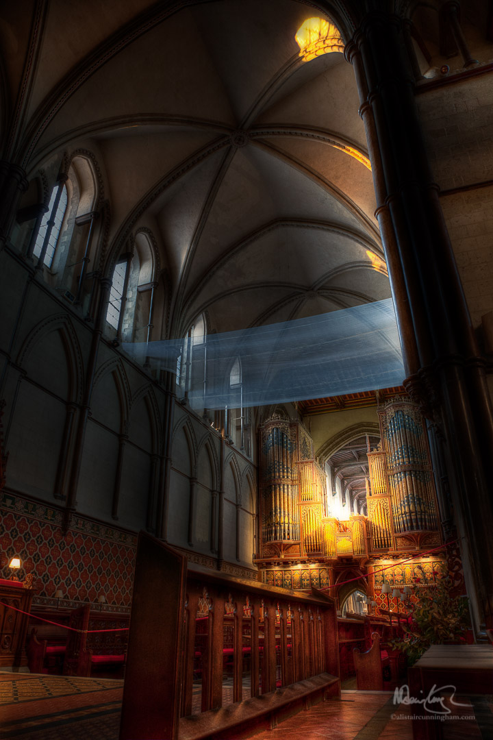 Rochester Cathedral - Inside