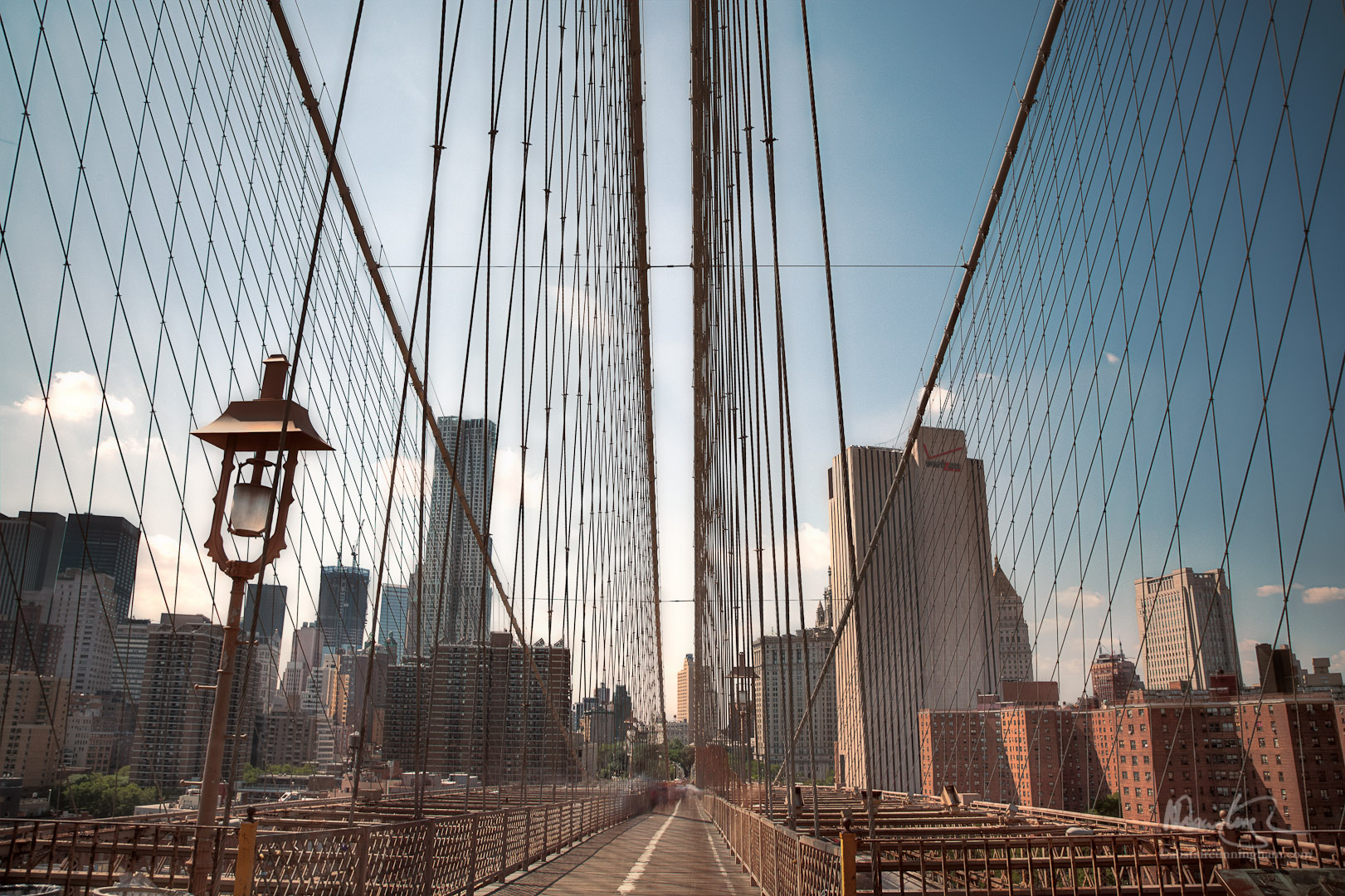 Manhattan from the Bridge