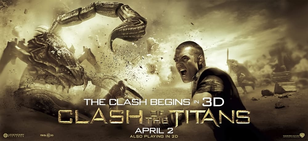 Clash Of The Titans ترجمة فيـلم - alkendy