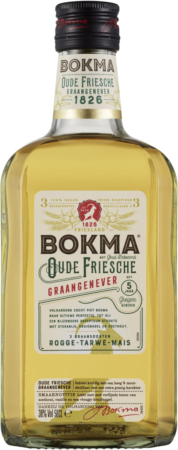 Bokma Oude Friesche Genever