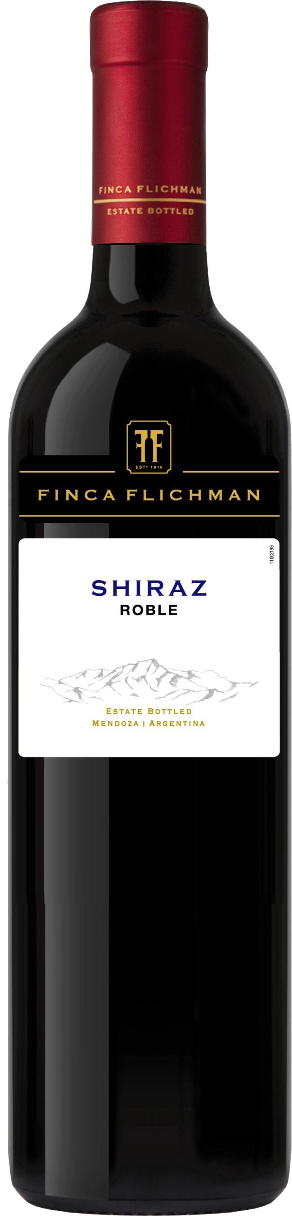 Finca Flichman Shiraz Roble 2015