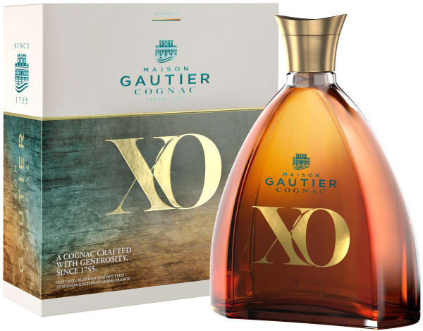 Gautier XO Gold & Blue