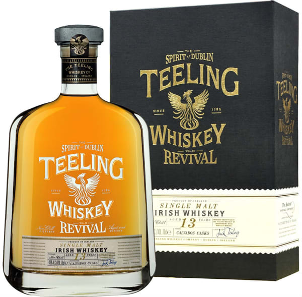 Teeling Whiskey Revival Vol II 13 Year Old Single Malt