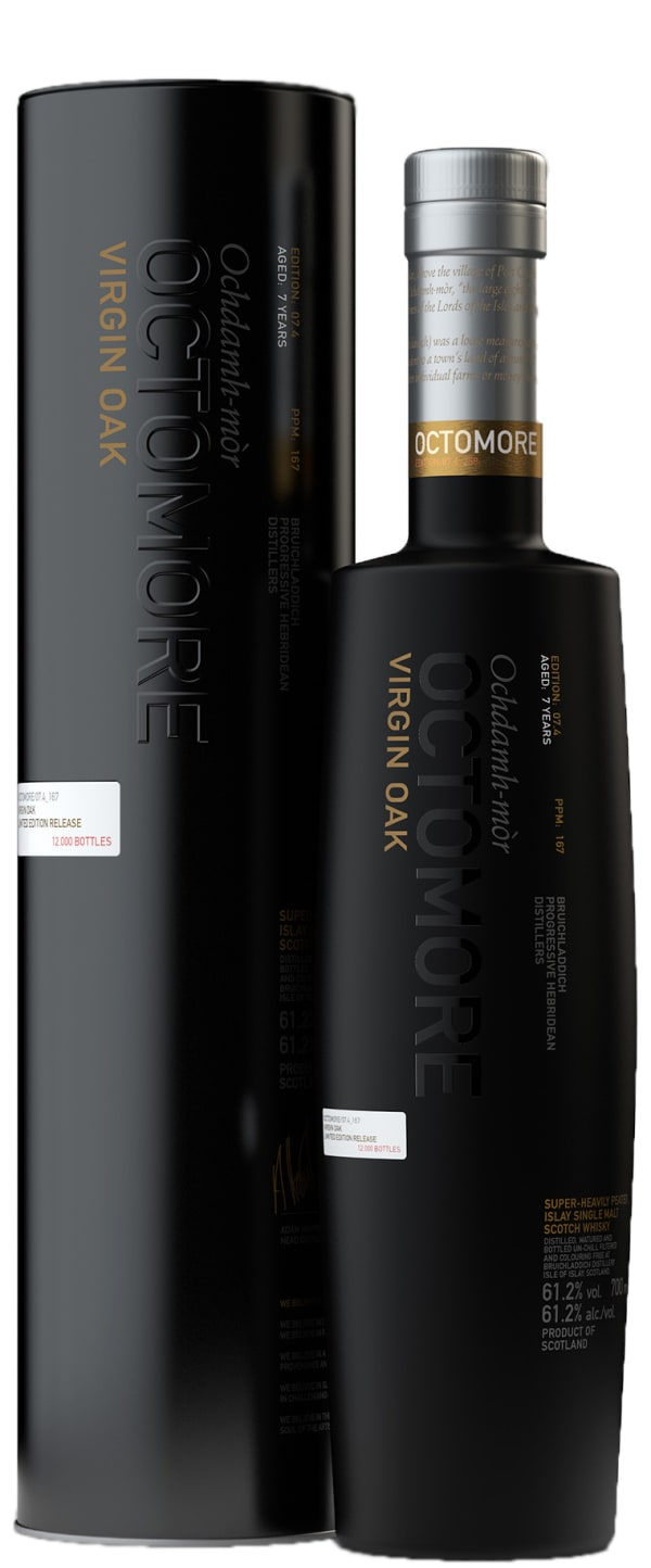 Octomore 7.4 Virgin Oak Single Malt