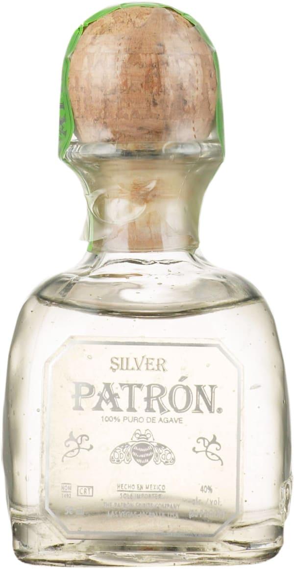 Patrón Silver Tequila