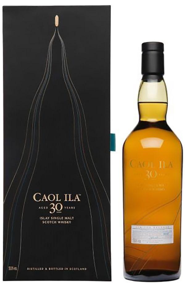 Caol Ila 30 Year Old Single Malt