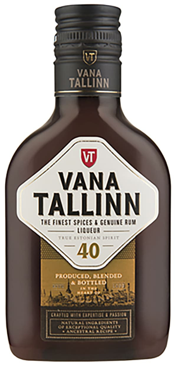 Vana Tallinn  muovipullo