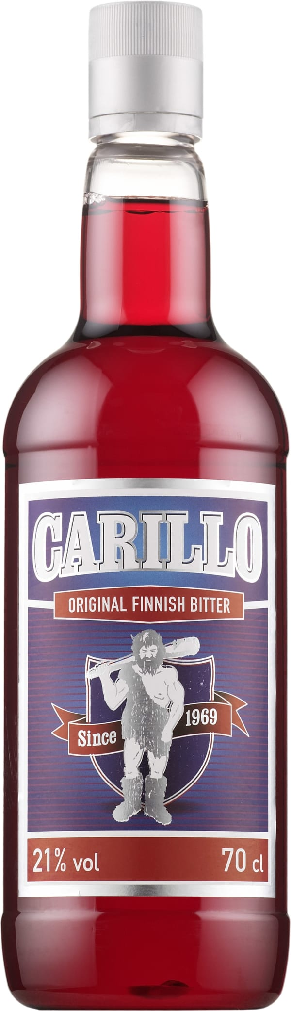 Carillo  plastic bottle